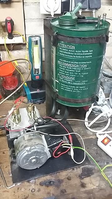 Citroen Forum Nl C5 Pomp Gebruiken Met Lhm Of Lds In Een Elektrische Gs